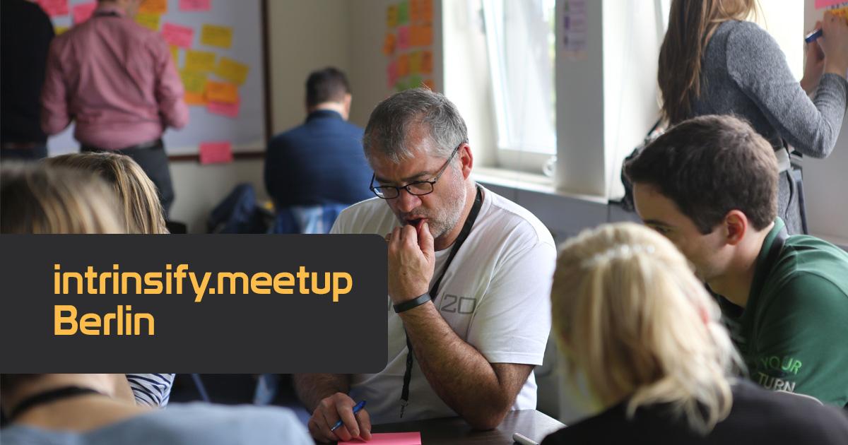 Intrinsify Meetup Rhein-Main