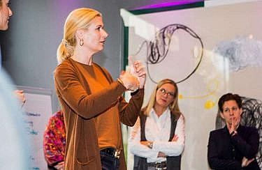 Lea Networking Beitrag