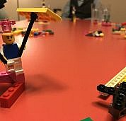 Lego Serious Play Session V