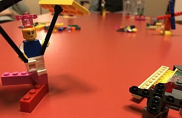 Lego Serious Play Session