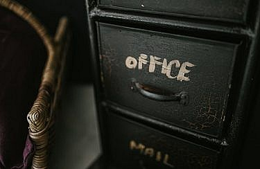 negative-space-black-office-desk-vintage-450x300