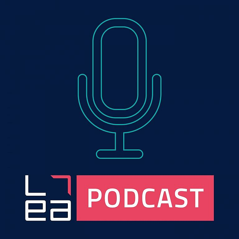 Organisationen entwickeln. Der LEA-Podcast für zukunftsfähige Unternehmen.